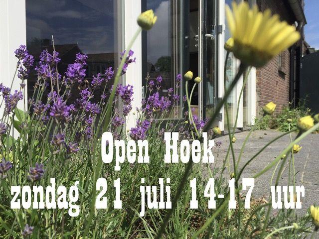 21 juli: Open Hoek